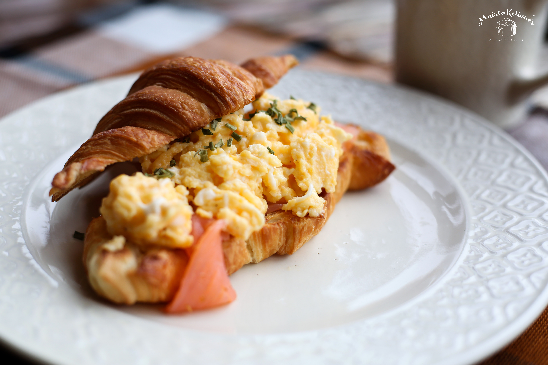 Šventiniai pusryčiai