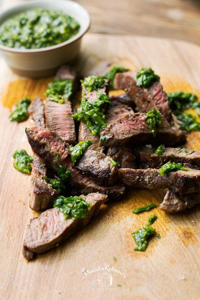Jautienos-steikas