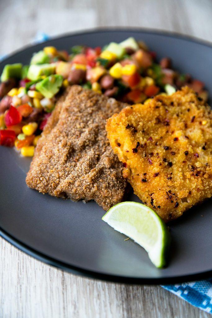 Meksikietiškos salotos