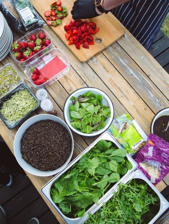 sveiki ingredientai gamtoje