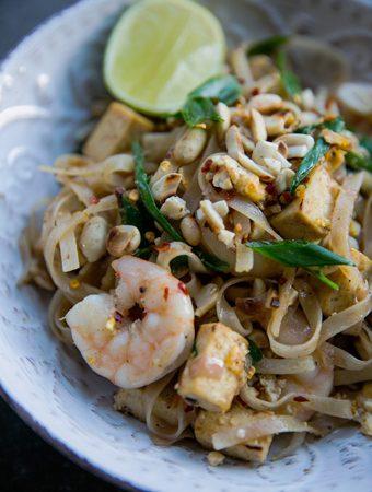 Pad Thai - azijietiški makaronai