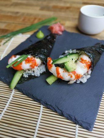 temaki suši