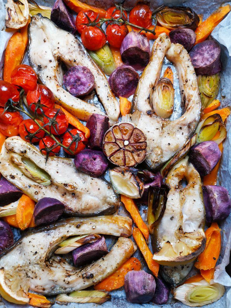 karpis su daržovėmis