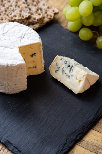 prancūziški sūriai bleu