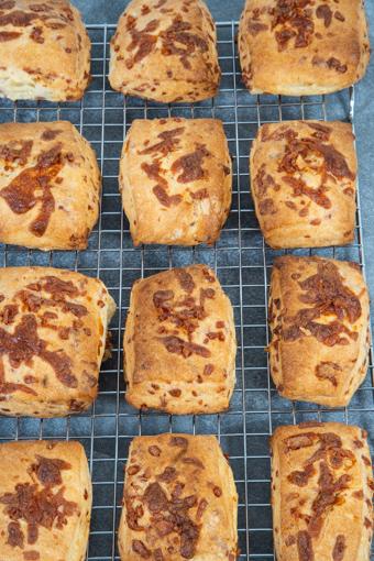 pasukų sausainiai